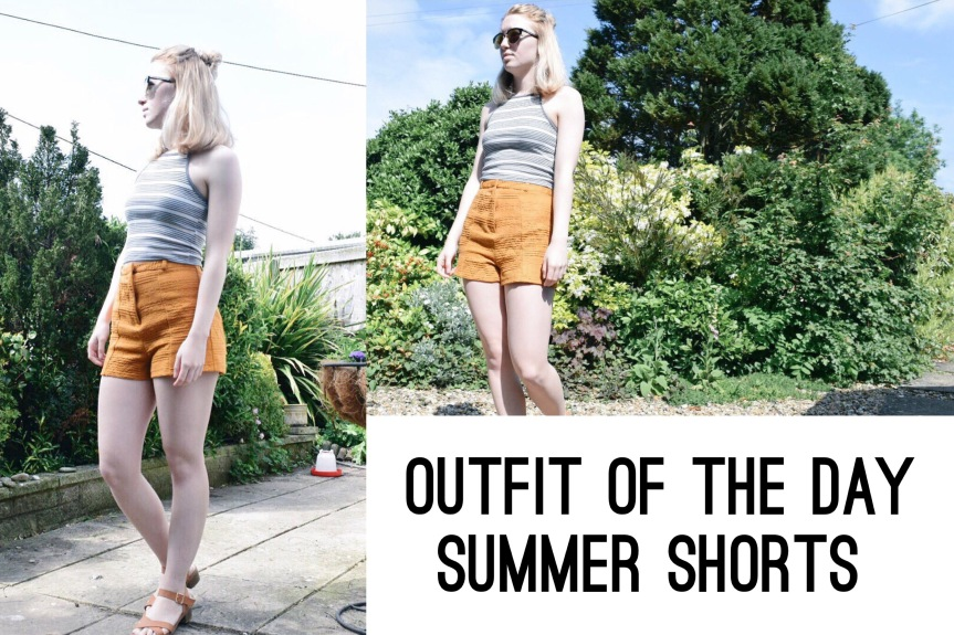 Outfit of the day – Summer Shorts
